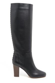 VALENTINO GARAVANI High Boots with brown heel