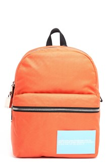 CALVIN KLEIN 205 W39 NYC Backpack with Patch Logo