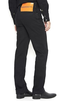 CALVIN KLEIN 205 W39 NYC High Rise and Flared Jeans