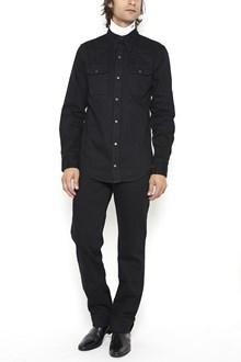 CALVIN KLEIN 205 W39 NYC Denim Shirt
