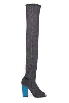 MISSONI lurex socks boots