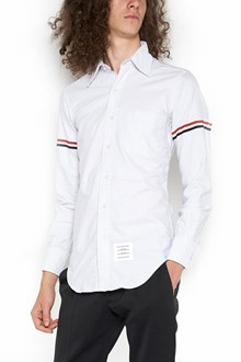 THOM BROWNE shirt with stripes