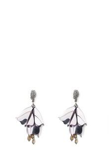 OSCAR DE LA RENTA 'Impatiens' Earrings