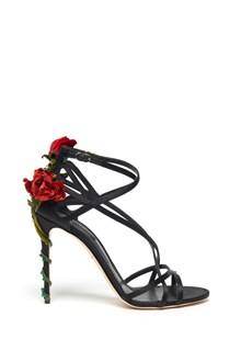 DOLCE & GABBANA roses sandals