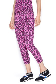 FENDI 'fun fair' leggings