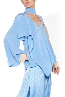 FENDI camicia asimmetrica