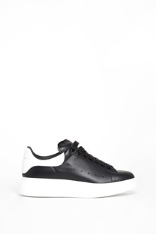 ALEXANDER MCQUEEN Calf leather sneaker