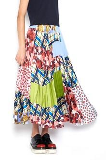 MARNI patchwork skirt