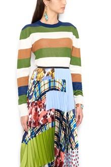 MARNI sweater from marni: cotton stripes sweater