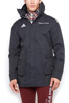GOSHA RUBCHINSKIY Zipped wind coat
