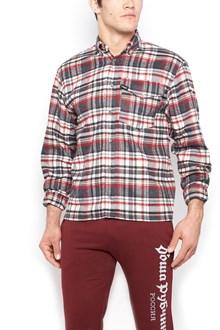 GOSHA RUBCHINSKIY 'check' printed shirt