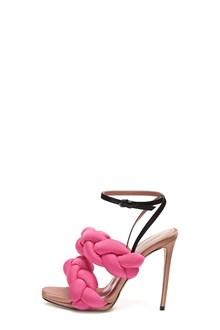 MARCO DE VINCENZO 'the treccia' sandals