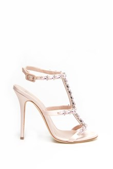 GIUSEPPE ZANOTTI 'Alien' sandals with crystals