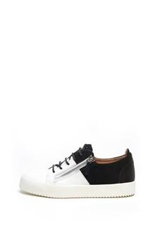 GIUSEPPE ZANOTTI sneaker basse zip