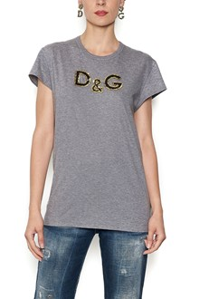 DOLCE & GABBANA Logo applications t-shirt