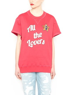 DOLCE & GABBANA 'all the lovers' sweatshirt