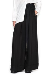 ANN DEMEULEMEESTER pantalone 'infinity'
