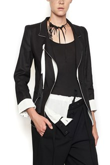 ANN DEMEULEMEESTER giacca classica