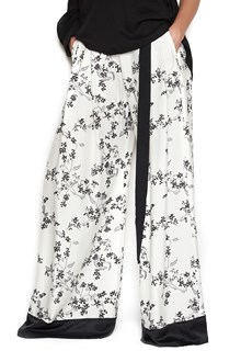 ANN DEMEULEMEESTER 'victoria blossom' pants