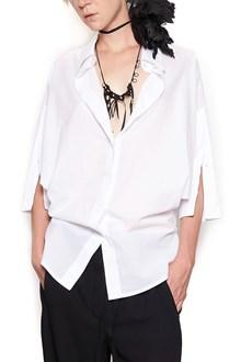 ANN DEMEULEMEESTER camicia oversize