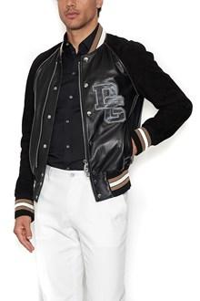 DOLCE & GABBANA 'millennials' bomber jacket
