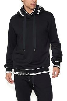 DOLCE & GABBANA '#dglove' hoodie