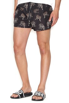 DOLCE & GABBANA Printed beach shorts