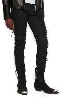 BALMAIN jeans 'nervures'