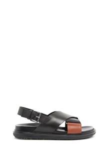 MARNI 'Fusbbet' Sandals