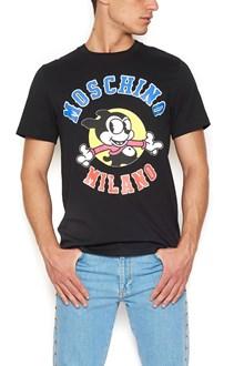 MOSCHINO 'mochino milano' t-shirt