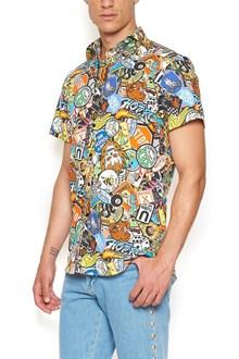 MOSCHINO all over printed shirt