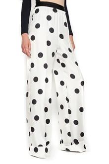 MAISON MARGIELA macro polka dots pants