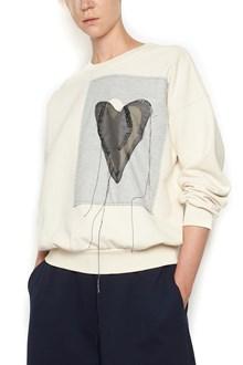 MAISON MARGIELA 'heart' sweatshirt