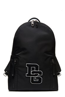 DOLCE & GABBANA backpack with dg patch