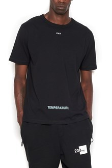 OFF-WHITE 'Diagonal Temperature' t-shirt