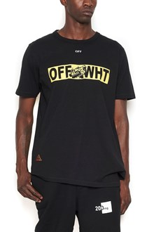 OFF-WHITE 'moto spliced' t-shirt