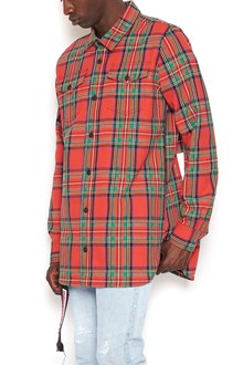 OFF-WHITE check shirt
