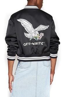OFF-WHITE 'varsity' bomber jacket