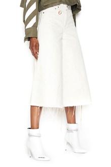 OFF-WHITE capri pants