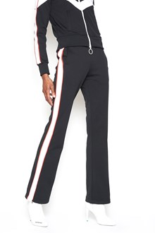 OFF-WHITE contrast bands sweatpants