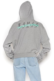 OFF-WHITE 'woman tape' hoodie