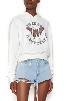 OFF-WHITE 'butterfly' hoodie
