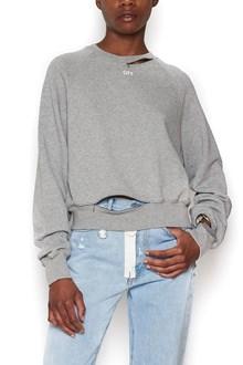 OFF-WHITE 'Deconstruction' sweatshirt