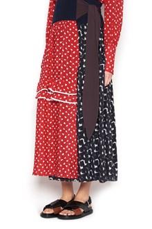 MARNI 'fawn' midi skirt
