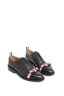 THOM BROWNE rbw bow lace up shoes
