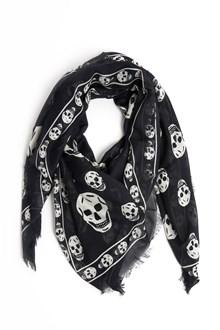 ALEXANDER MCQUEEN 'Skulls' foulard