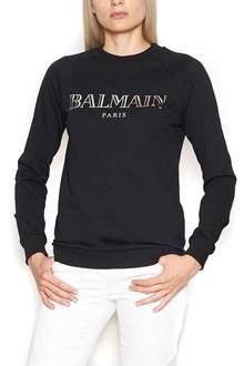 BALMAIN felpa logo