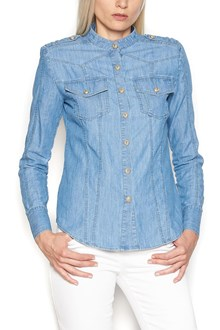 BALMAIN denim shirt
