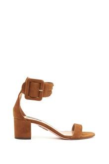 AQUAZZURA Belted Sandals