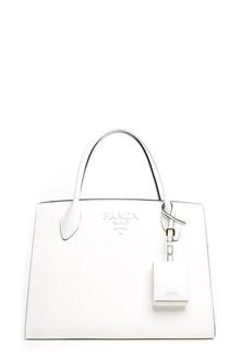 PRADA logo hand bag